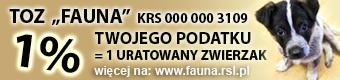 TOZ Fauna